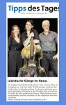 jpg : Salzburger Nachrichten : Concert Announcement
